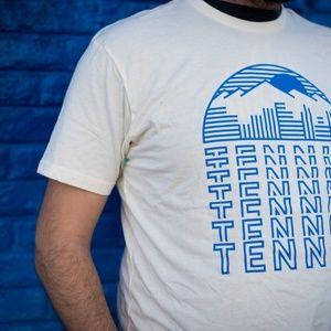 Tennis | City Tee | A Small Print Shop | Unisex